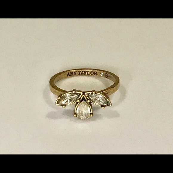 Ann Taylor Jewelry - Ann Taylor size 8 ring